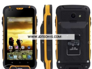 JEEP F605 rugged mobile waterproof shockproof
