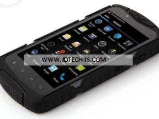 Jeep J6 IP68 Smartphone waterproof mobile