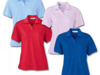 LIFELINE POLOSHIRT FOR WOMEN